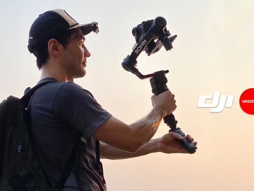 Brandon Li x Manit Monsur Collaboration - Featured in DJI Global