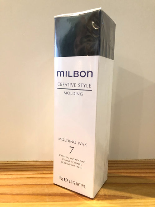ミルボン モールティング ワックス 7  100g