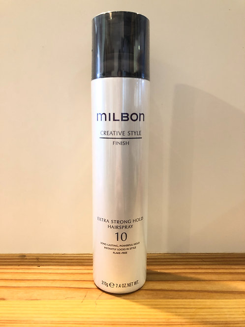 ミルボン エクストラストロングホールド ヘアスプレー10  210g
