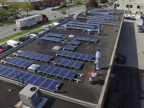 7090 Tranmere Dr., Mississauga  Size: 50 KW AC