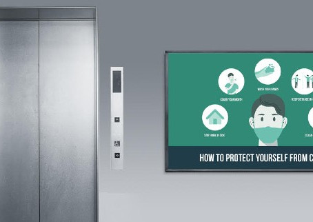 How Digital Signage Can Help Get Your Business Ready for Post-Quarantine
