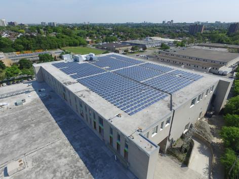 501 Alliance Ave.,  Toronto  Size: 250 KW AC