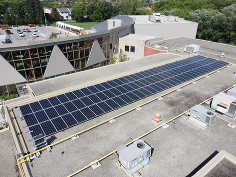 TMS Lower School 8569 Bayview Ave., Richmond Hill  Size: 50KW AC