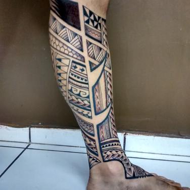 Tatuador: Robertto Tatau