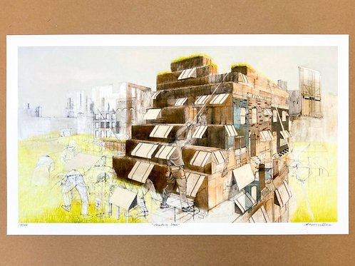 """""""Module Shack"""" Limited Edition Print"""