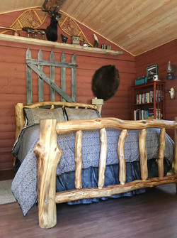 Cabin Rooms