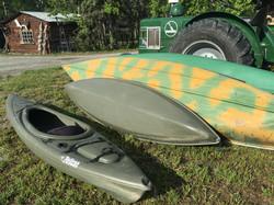 Kayak & Canoes