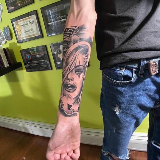 Tattoo Newark