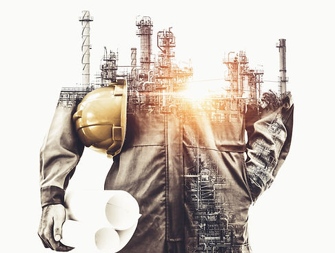 Future factory plant and energy industry