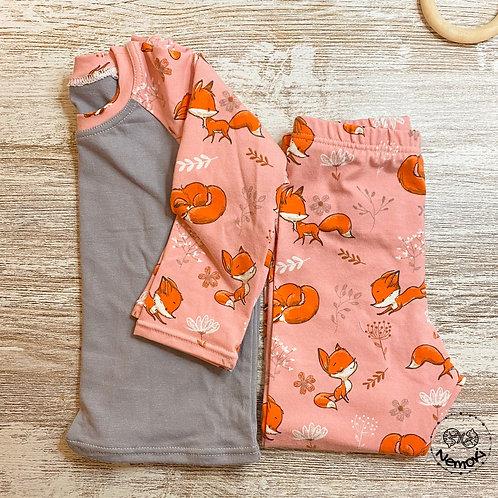 Conjunto Leggings - Pink Foxy