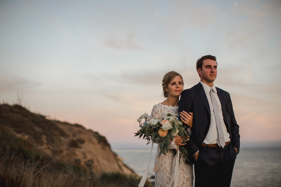 Tom & Taylor Santa Barbara Wedding