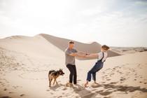 Blakey & Brian Desert Dunes
