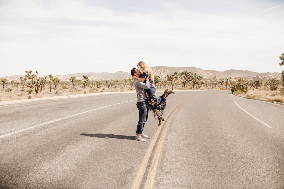 Chris & Carsten Joshua Tree