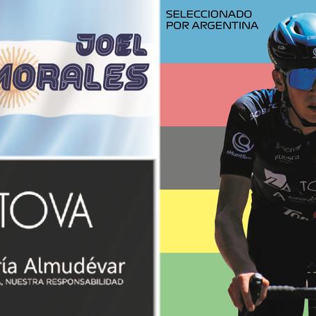 Joel Morales viaja a los Mundiales de Flanders 2021 con Argentina