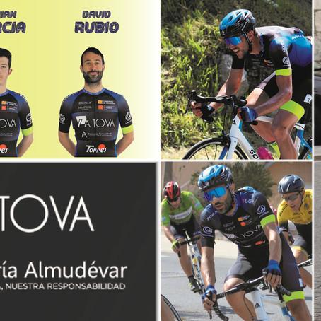 La Tova-Asesoría Almudévar renueva a tres ciclistas élite de cara a 2022