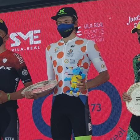 Toby Perry se exhibe en el Gran Premi Vila-Real para conseguir el triunfo
