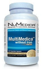 MultiMedica without Iron