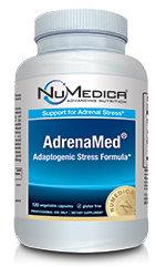 AdrenaMed Adaptogenic Stress Formula 120 count
