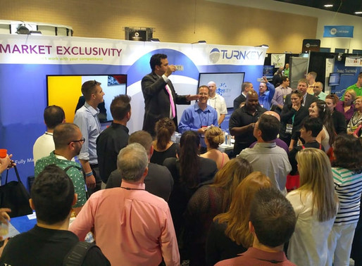 Here's How A Trade Show Magician Can Create Real Magic!