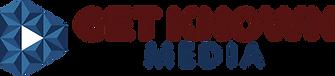 Get Known Media Logo Set-Final Horizonta