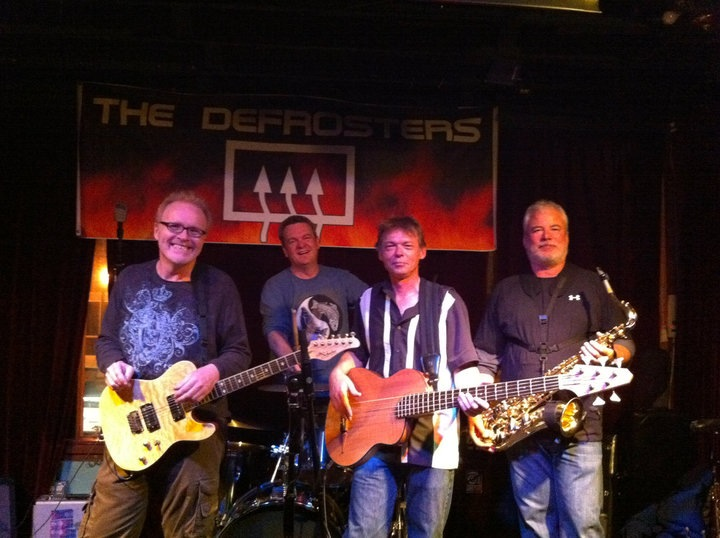 The Defrosters at Blues Central