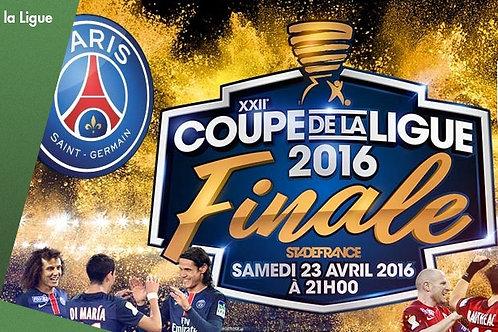 Finale Coupe de la Ligue PSG - LOSC  23/04/2016