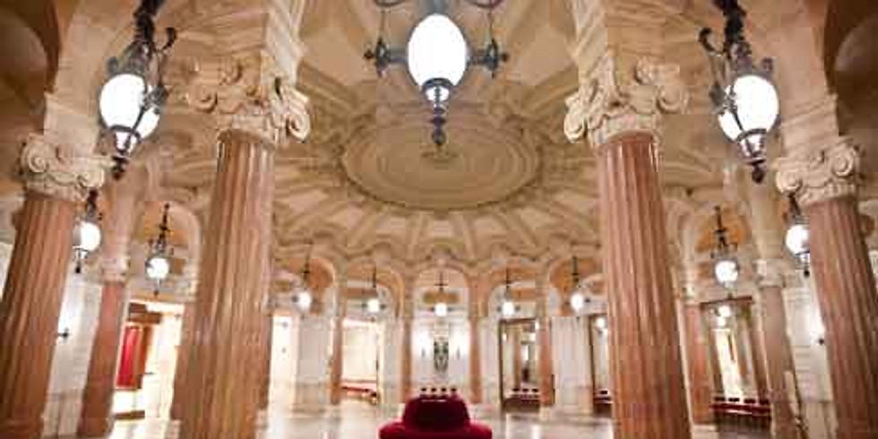 Visite conférence de l'Opéra Garnier