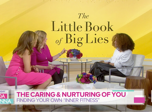 Tina on The Today Show: The Importance of Women Being Strong