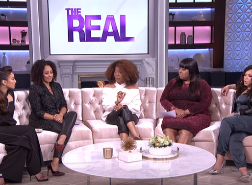 """The Real Daytime - Tina Lifford Will Never Refer To Anyone As A """"Drug Addict"""" Again"""