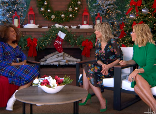 """Tina Lifford Interview """"Cherished Memories: A Gift to Remember 2"""" - Home & Family"""