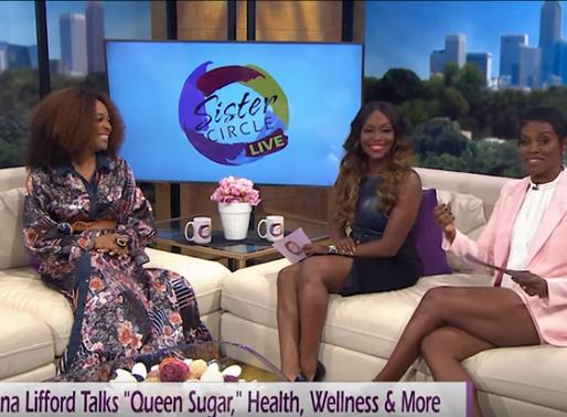 "Sister Circle | Actress Tina Lifford Talks ""Queen Sugar,"" Wellness & More | TVONE"