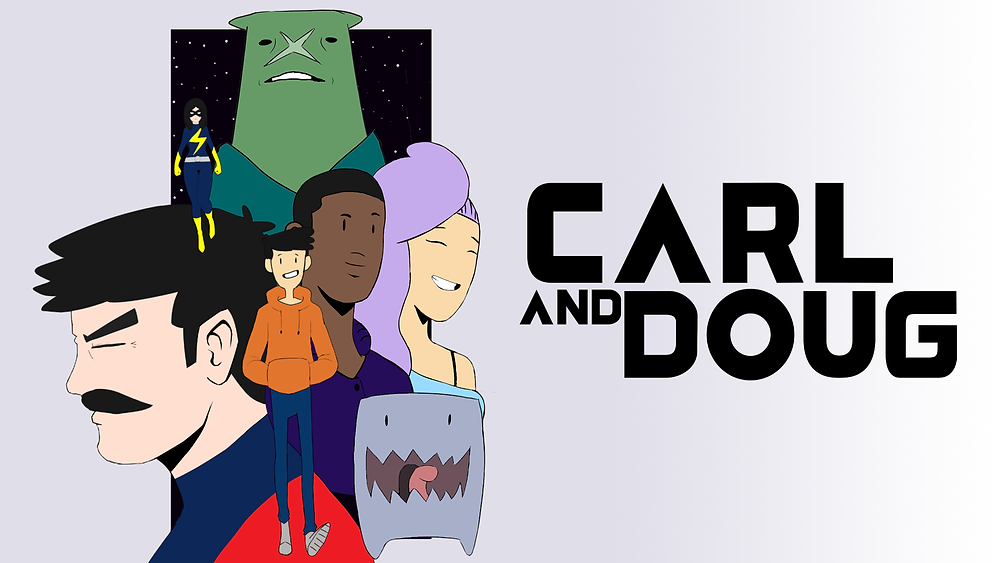Carl and Doug movie poster