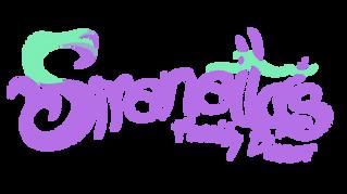 """""""Sirenetta's Family Dinner"""" Logo"""