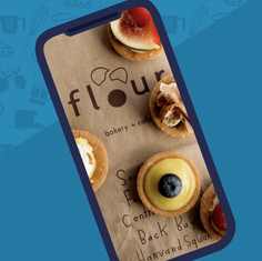 Flour Rewards App