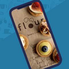 Flour Rewards App