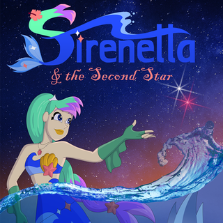 """Sirenetta & the Second Star"" on AppleTV & Google Play"