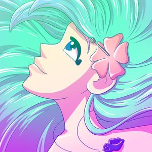Cartoon Mermaid Sirenetta