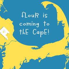 Flour on Cape Cod