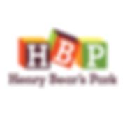 Henry Bear's Park Toy Logo