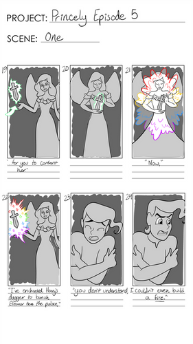 """""""Princely Episode 5"""" Boards"""