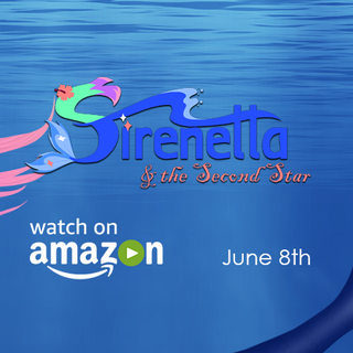 """It's Of-Fish-ial! """"Sirenetta"""" comes to Amazon this June"""