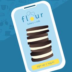 Flour App Commercial
