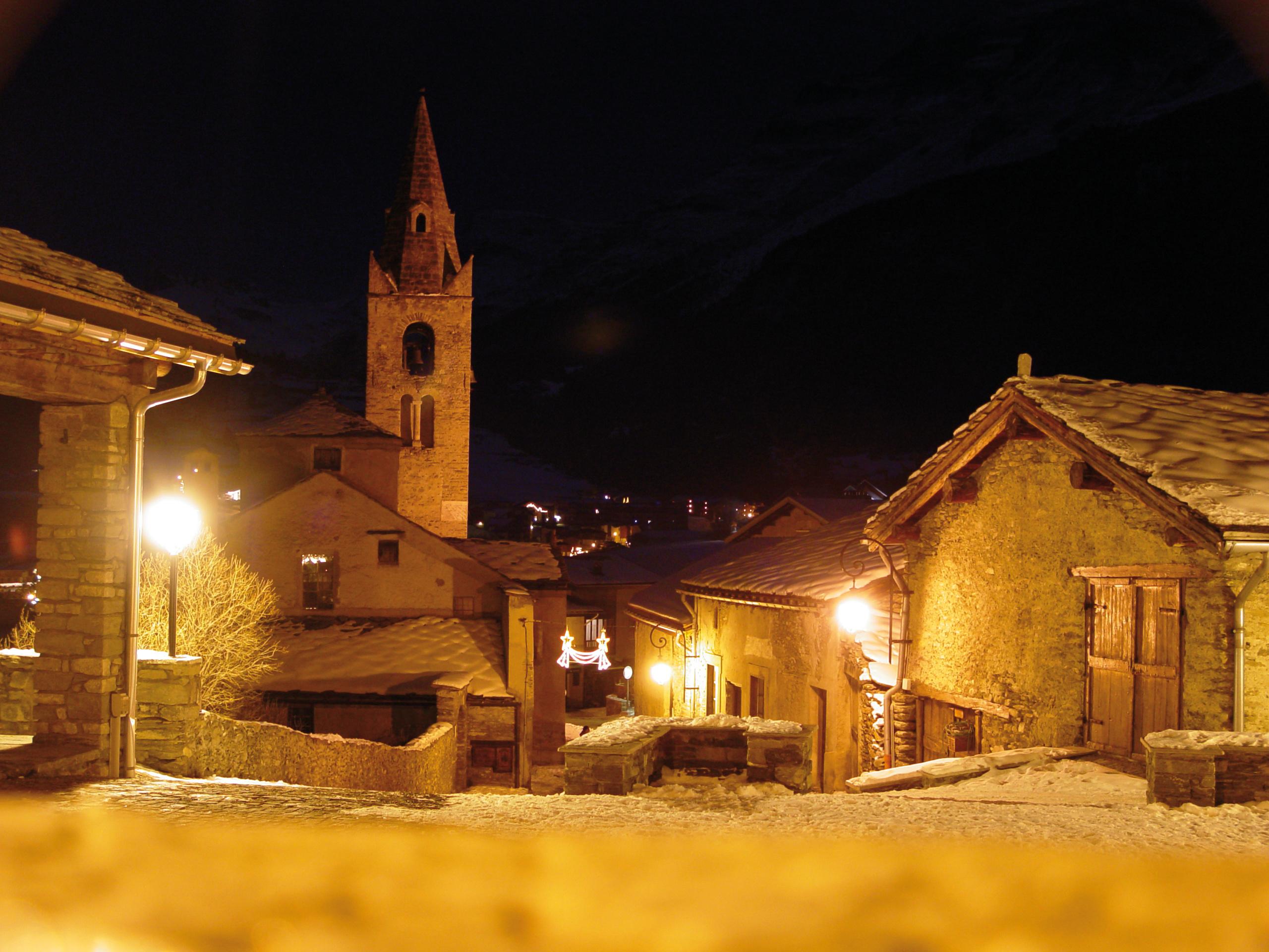 Lanslevillard le vieux quartier