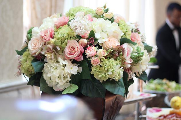 Florals for Brunch