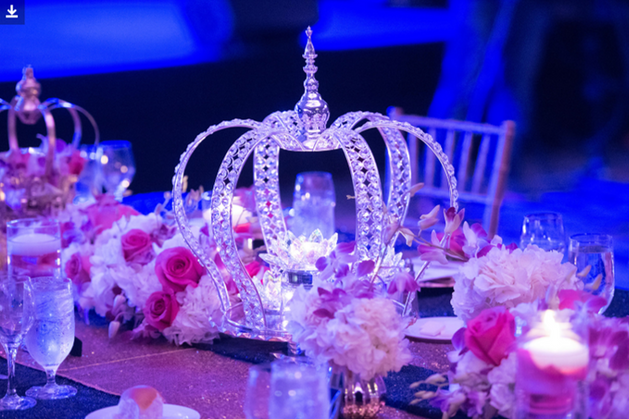 Royal Centerpiece