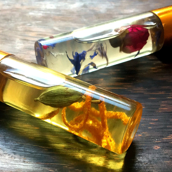 Personalised Roll-on Perfumes
