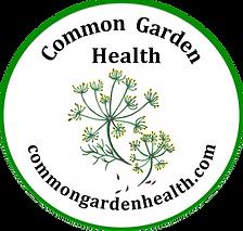 Common Garden Health Logo