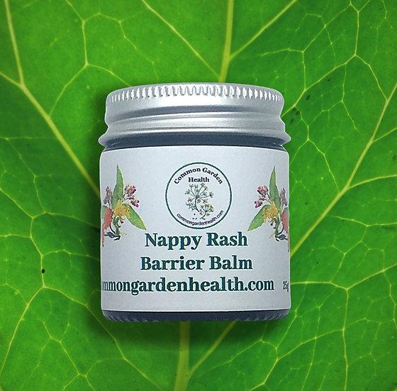 Nappy Rash Barrier Balm