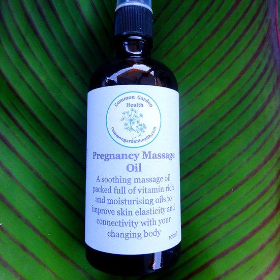Pregnancy Oil: