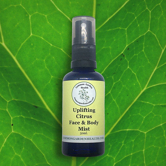 Face & Body Mist - Uplifting Citrus